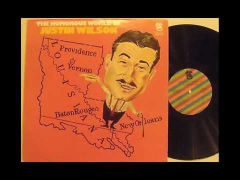 The Humorous World of Justin Wilson - Full Album (HQ Vinyl - 1961)