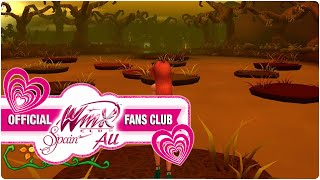 Winx Club PC Game - 9. Mission Impossible