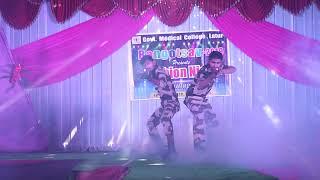 URI Fashion Show....@Gmc latur.....Rangotsav 2k19