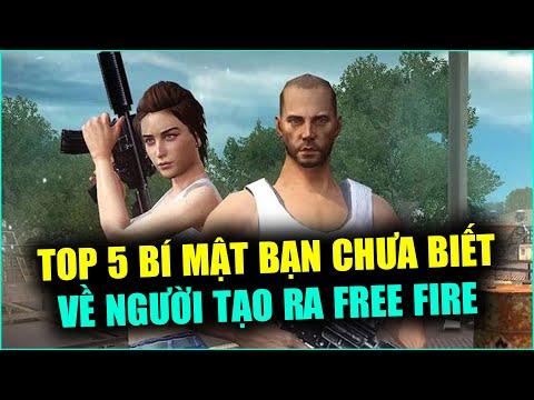 Free Fire   TOP 5 Bí Mật Bạn Có Thể Chưa Biết Về Người Tạo Ra Free Fire   Rikaki Gaming