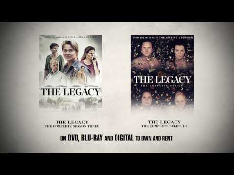 The Legacy Arvingerne  Trilogy Series