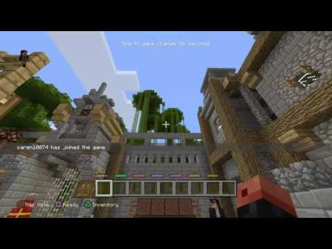 (ettv) lets play Minecraft