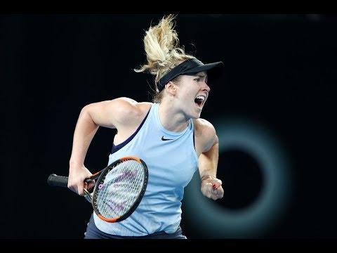 2018 Brisbane International Semifinal   Elina Svitolina vs Karolina Pliskova   WTA Highlights