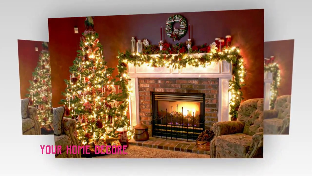 165 ideas christmas decoration for fireplace decorating ideas for christmas fireplace mantle 2017 - Christmas Fireplace Decorating Ideas