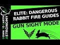 Tutorial: Gun Sight Mode: Trailing VS Leading | Rabbit fire guides