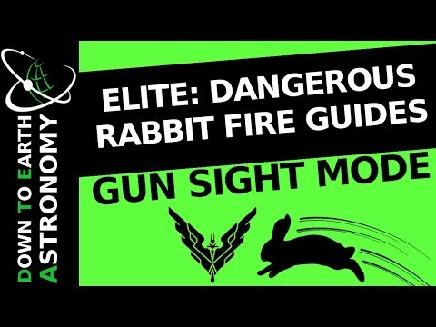Tutorial: Gun Sight Mode: Trailing VS Leading   Rabbit Fire Guides