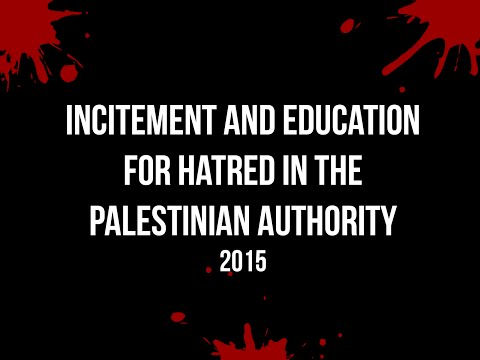 Incitement in the Palestinian Authority