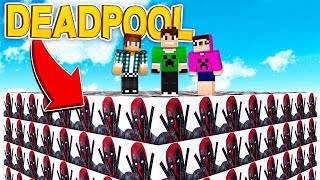 DESAFIO LUCKY BLOCK DEADPOOL !!