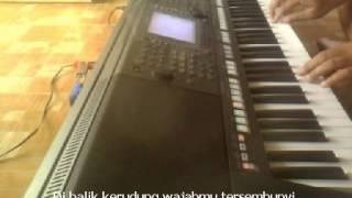 Kerudung Putih Rhoma Irama Karaoke Yamaha PSR S750