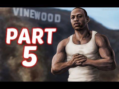 Grand Theft Auto: San Andreas Gameplay Walkthrough Part 5 - Drive-thru