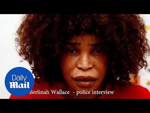 Berlinah Wallace blames Mark van Dongen in police interview - Daily Mail