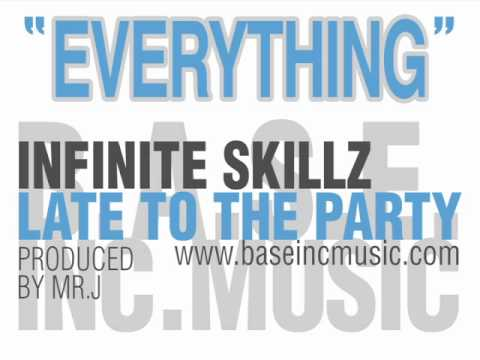 02 - Infinite Skillz - Everything - LTTP