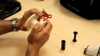 120mm Filmi Spirale Gecirme Hd