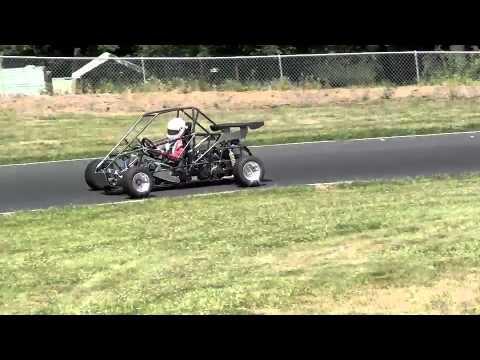 motobuggy dirt  pavement rally racing buggy based  honda quad atv trxxx youtube