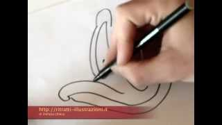 Come disegnare Paperino How to draw Donald Duck