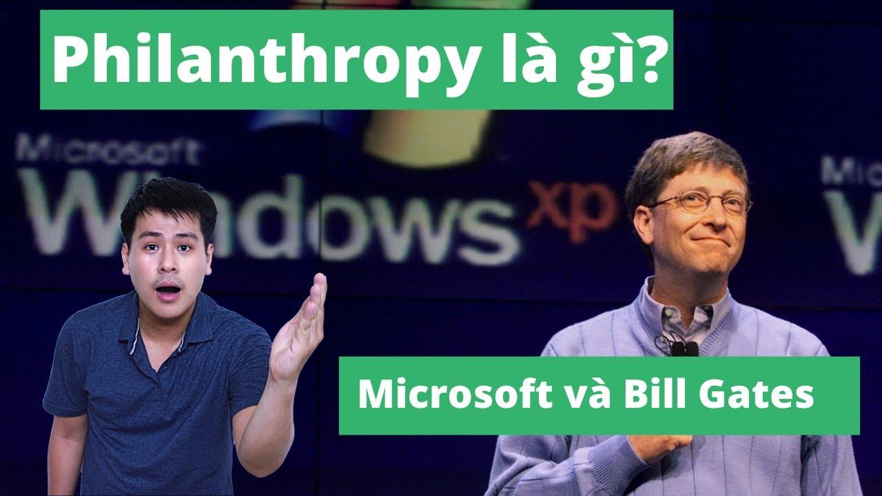 [TỪ VỰNG IELTS HAY MỖI NGÀY | Microsoft điều tra mối quan hệ của Bill Gates với một nữ nhân viên]