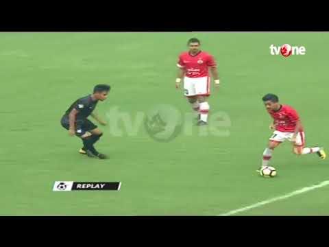 Persija Jakarta vs Persegres Gresik United: 5-0 All Goals & Highlights Liga 1