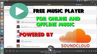 FREE music player for online/offline music