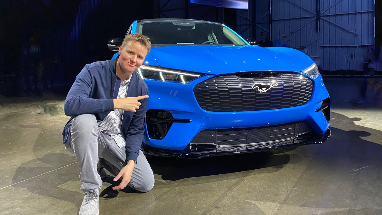'First Edition' electric Mustang is all sold out, says Ford