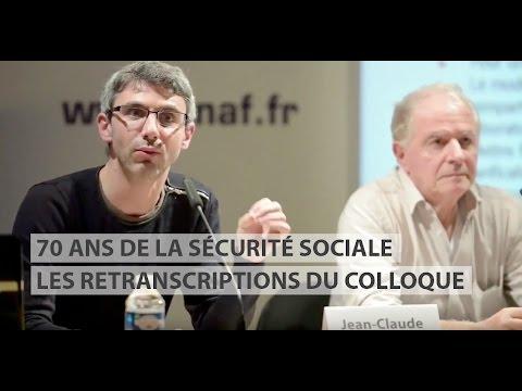 Retranscriptions du colloque pour les 70 ans de la Sécurité sociale (UFAL/Réseau salariat)