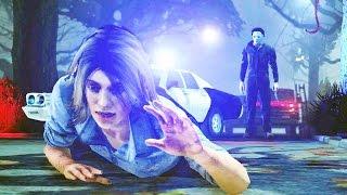 HALLOWEEN DEAD BY DAYLIGHT - Gameplay trailer