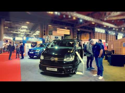 The 2017 Commercial Vehicle Show | Highlights | Volkswagen Commercial Vehicles