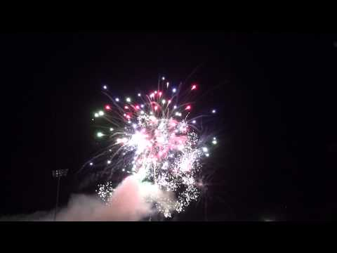 Fireworks Display 34 Raceway 9/27/14