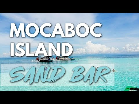 Mocaboc Island and Bagonbanwa Sandbar Bohol | Best Places PH