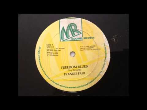 Frankie Paul  - Freedom Blues
