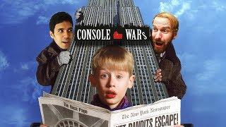 Console Wars - Home Alone 2 - Super Nintendo vs Sega Genesis