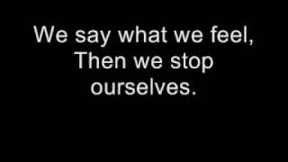 Chiodos - Baby, You Wouldn't Last A Minute On The Creek + LYRICS