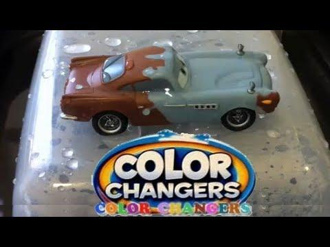 Finn Mcmissile Color Changer
