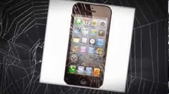 iPhone 5S Cracked Screen Repair Replacement New Orleans