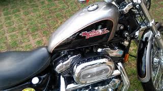Harley-Davidson Sportster XLH 1200 Custom 1997