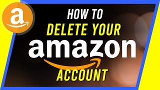 How to Delete Y๐ur Amazon Account