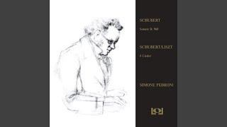 Zwölf Lieder Von Franz Schubert, [Aus] Winterreise, S. 561: No. 9, Täuschung
