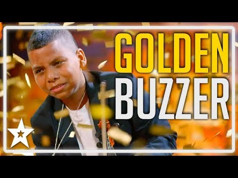 Simon Cowell's GOLDEN BUZZER Moves Judges To Tears on America's Got Talent 2019 | Kids Got Talent
