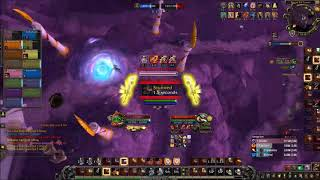 WoW 8.2 Ret Paladin PvP - Big Damage - Lvladen