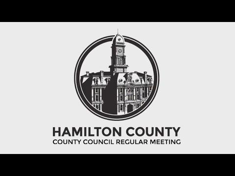 Hamilton County Council General Meeting June 7, 2017