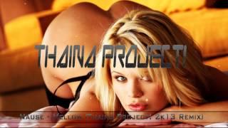 Nause Mellow Thainã Project! 2k13 Remix