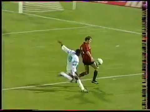 Abedi Pelè vs Milan Coppa dei Campioni 1990 1991