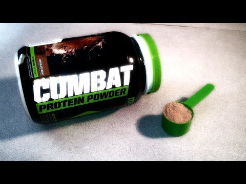 Chocolate Milk - MusclePharm COMBAT Protein Powder