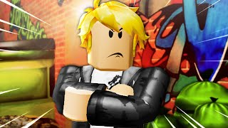 He Was A Trouble Maker: A Sad Roblox Movie