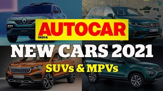 New Cars 2021 Special - Part 2: Upcoming SUV and MPV launches this year | Feature | Autocar India