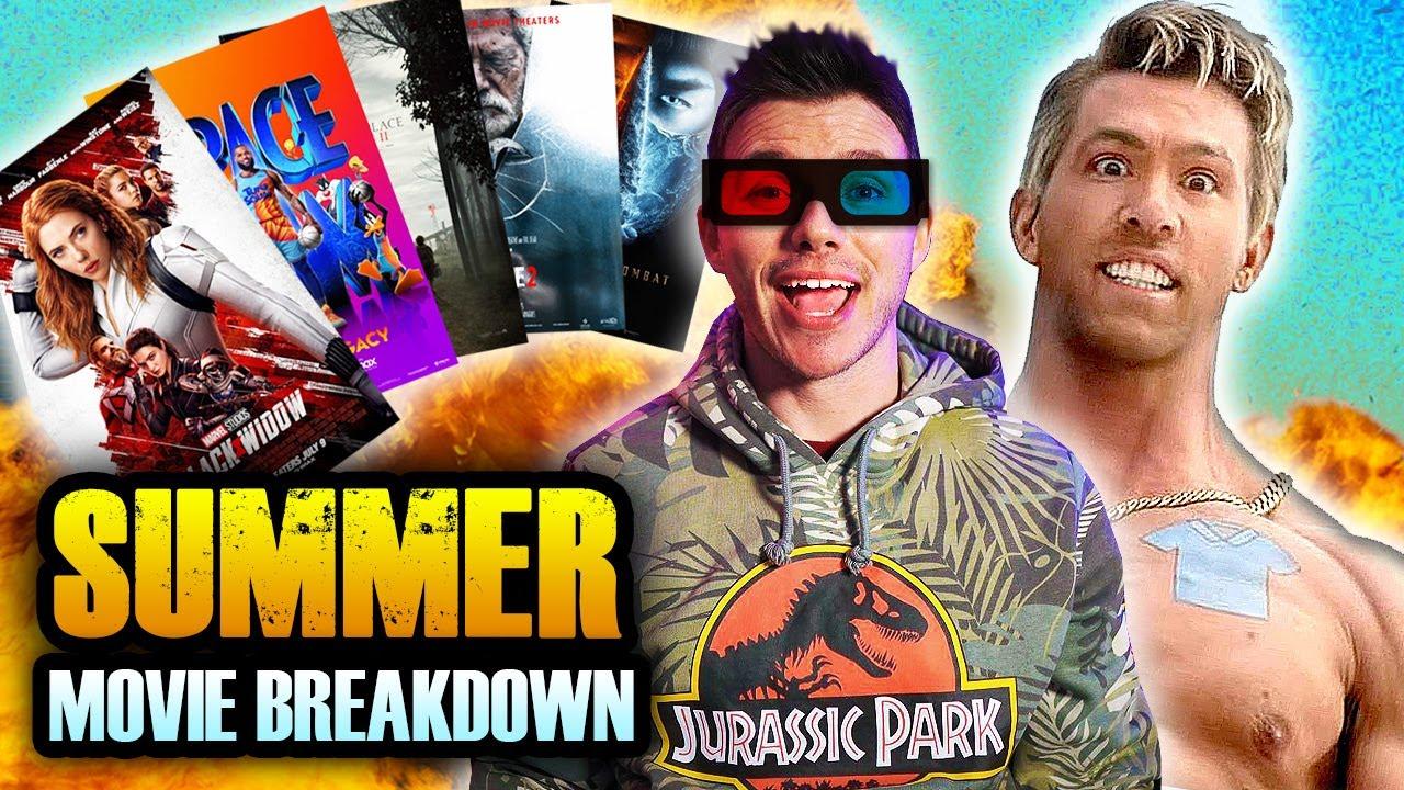 Every Movie I NEVER Reviewed (2021) Black Widow, Mortal Kombat, Space Jam 2 & More!