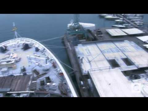 Costa neoRomantica 3 novembre 2011