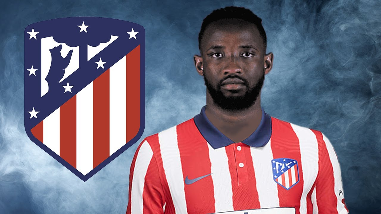 Moussa Dembele ○ Welcome to Atletico Madrid ○ 2021 ⚪️🔴 - YouTube