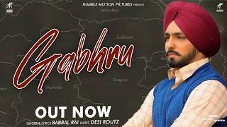 Gabhru Posti Babbal Rai Free MP3 Song Download 320 Kbps
