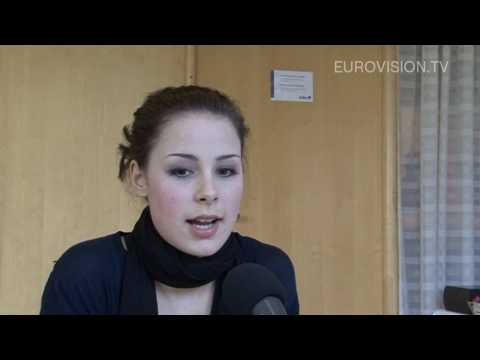 Interview with Lena Meyer-Landrut from Germany
