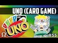 PROFESSOR CHAOS RULES THIS DECK! | Uno Card Game #55 Funny Moments Ft. Toonz, Vanoss, Brian